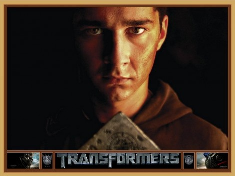 Shia Labeouf Transformers Movie Actor Wallpaper Transformers
