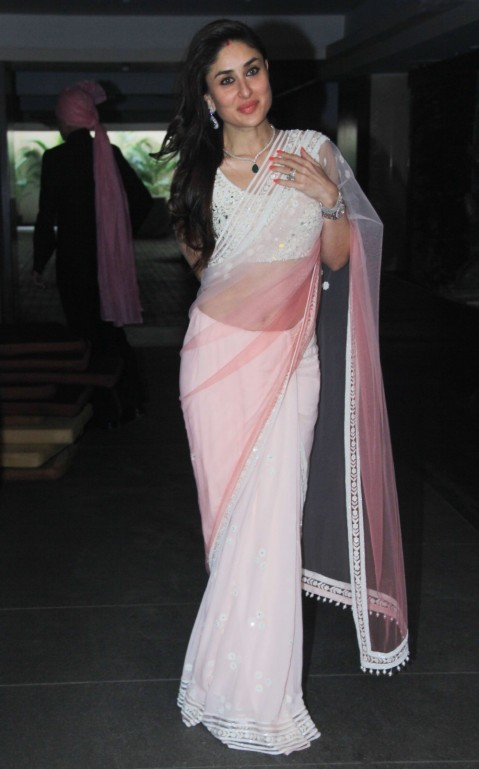 Kareena Kapoor At Soha Ali Khan Wedding And Kareena Kapoor