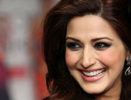 Sonali Bendre Son