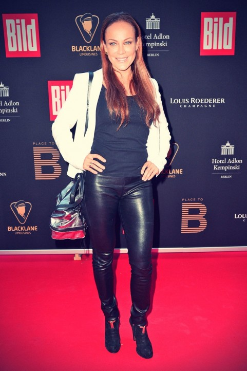 Sonja Kirchberger At The Place To Be Party