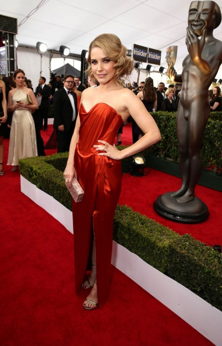 Sophia Bush Coming To St Annual Screen Actors Guild Awards In Los Angeles