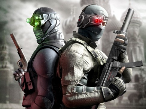 Tom Clancys Splinter Cell Conviction Normal Cell