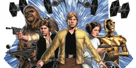 Star Wars Cassaday Cov Books