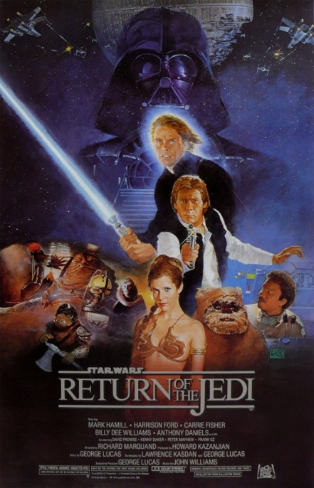 Yildiz Savaslari Jedinin Donusu Star Wars Episode Vi Return Of The Jedi Turkce Dublaj Movies