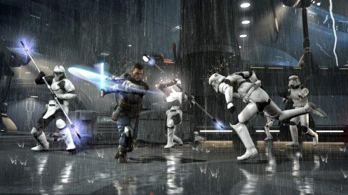 Star Wars The Force Unleashed Ii Xbox