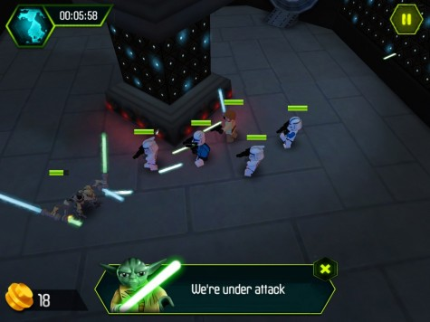 Ios Lego Star Wars Yoda Chronicle