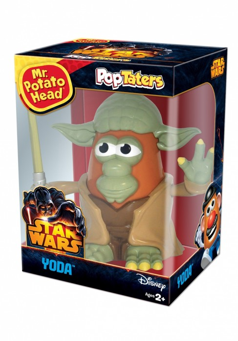 Star Wars Yoda Mr Potato Head Alt