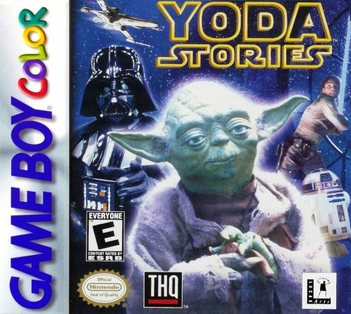 Star Wars Yoda Stories Shared Image