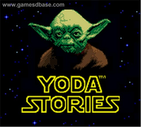 Star Wars Yoda Stories Thq Inc