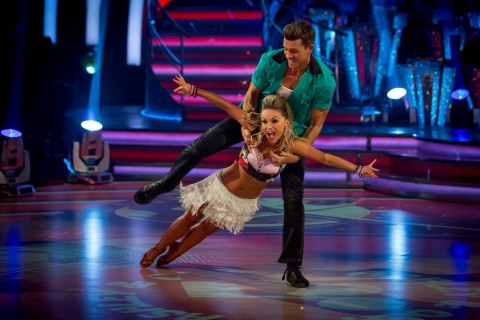Low Res Strictly Come Dancing