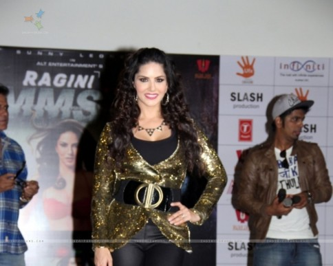 Sunny Leone At The Launch Event Of Baby Doll Baby Doll