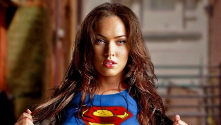 Megan Fox Supergirl Ipad Wallpaper Hd Movie
