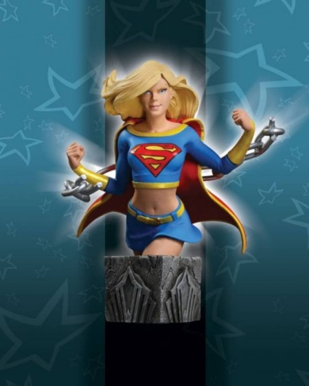 Women Of Dc Universe Series Supergirl Bust Movie