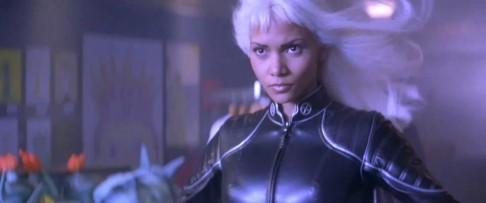 Halle Berry As Ororo Munroe Storm In Men Johnny Storm