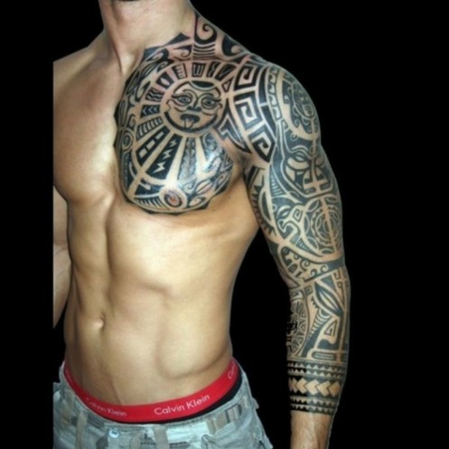 Imaginative Tattoo Sleeve Sleeve