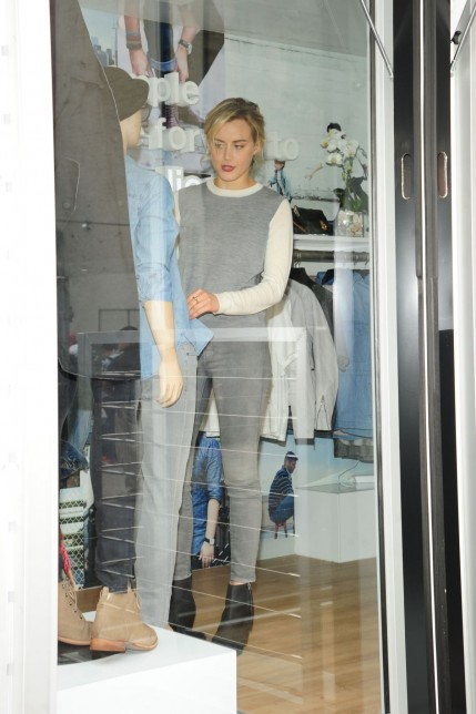 Taylor Schilling Joined At Gap Dressnormal Project In Brooklyn Tattoo