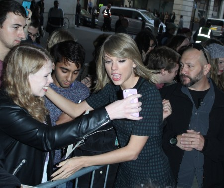 Taylor Swift London And Harry Styles