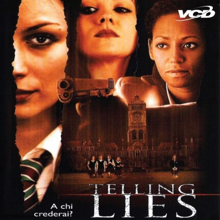 Telling Lies Cover Vcd Front Movie