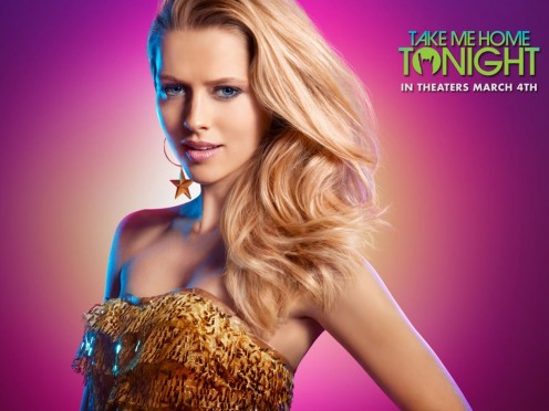 Teresa Palmer In Take Me Home Tonight Normal Movies