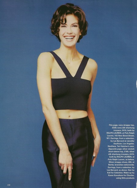 Uk Magazine Teri Hatcher
