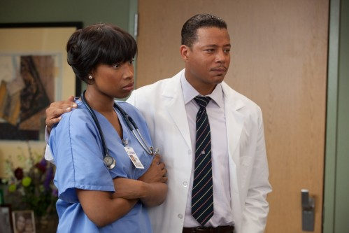 Lullaby Jennifer Hudson And Terrence Howard Wife