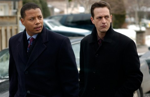Still Of Josh Charles And Terrence Howard In Four Brothers