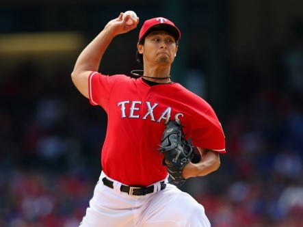 Texas Rangers In Roster