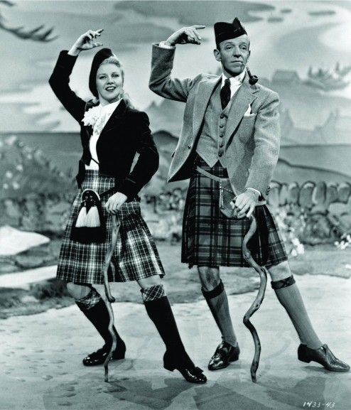Still Of Fred Astaire And Ginger Rogers In The Barkleys Of Broadway Large Picture