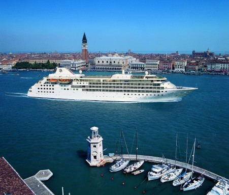 Silversea Cruises Voyages