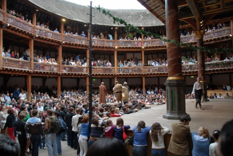 King Lear At The Globe Theatre Ii Movie