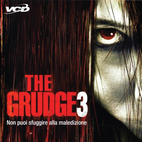 The Grudge Cover Vcd Front Dvd