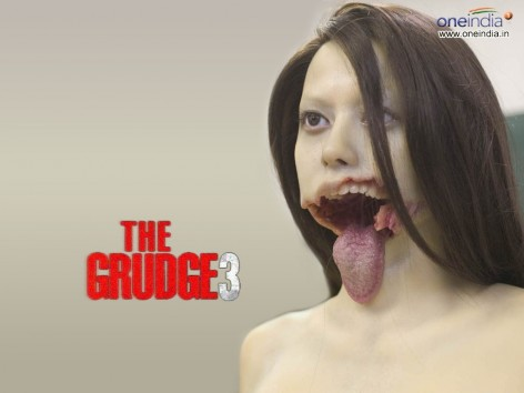 The Grudge Ju On Wallpaper