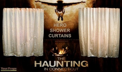 The Haunting In Connecticut Screen Used Hero Shower Curtains Movie