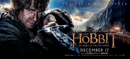 Battle Of The Five Armies Movie