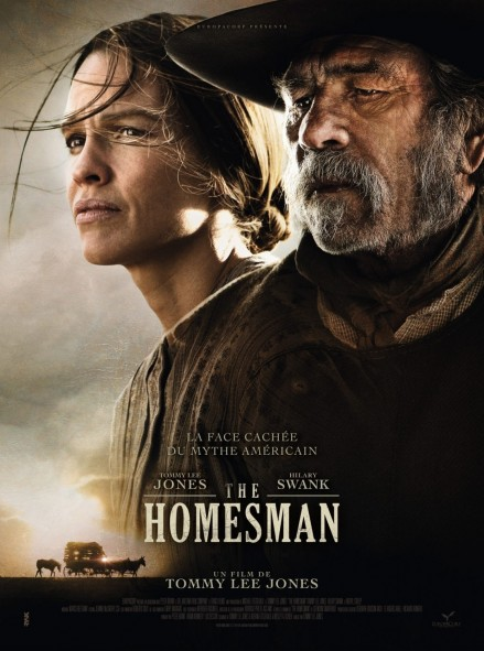 The Homesman Movis Poster Movie