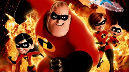 The Incredibles Movie Movie