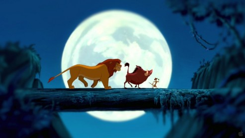 The Lion King Wallpaper Movie