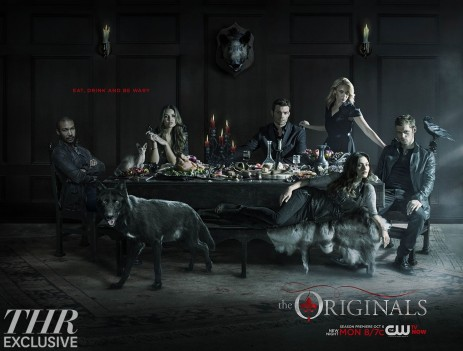 The Originals Cw Poster Embed Large