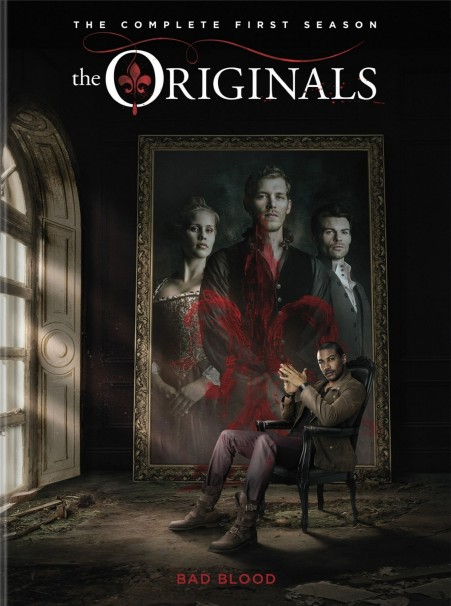 The Originals The Complete First Season Dvd Cover