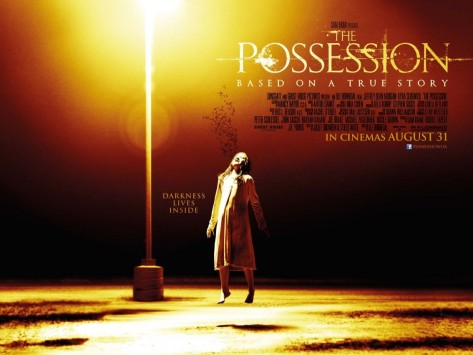 The Possesion Uk Quad Movie