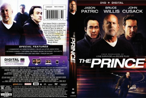 Getdvdcovers The Prince Front Movie