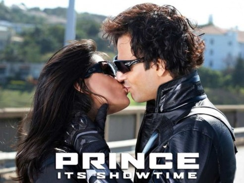 Hindi Picture Prince Kissing Style Wallpaper Movie