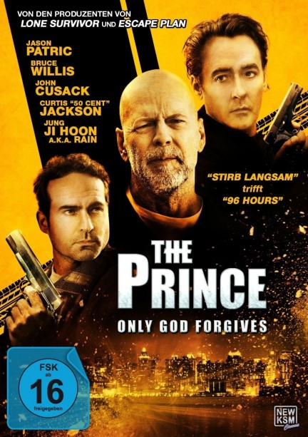 The Prince Only God Forgives Poster Movie