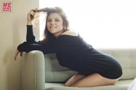 Tiffani Thiessen Esquire Me In My Place Body
