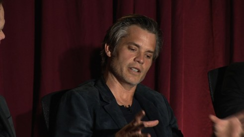 Justified Timothyolyphant