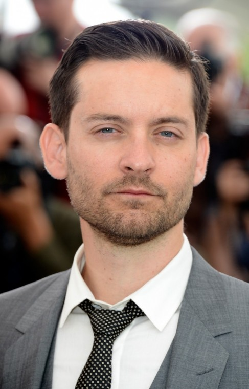Cannes Film Festival Pictures Tobey Maguire Films