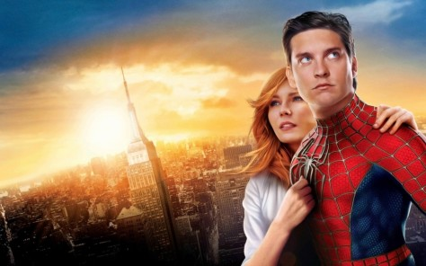 Tobey Maguire And Kirsten Dunst Hd Wallpapers