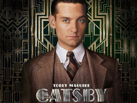 Tobey Maguire Gatsby