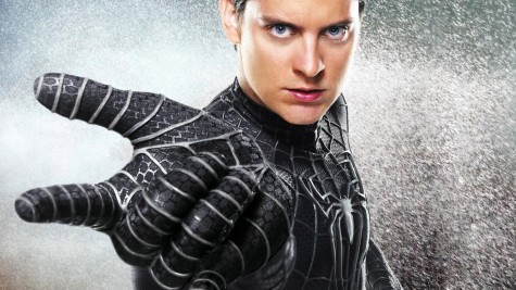 Tobey Maguire In Spiderman Wallpaper Wallpaper