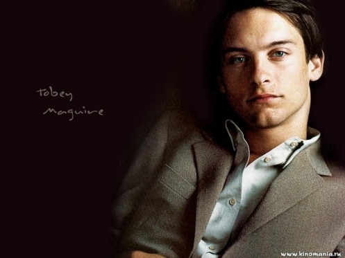 Wallpapers Tobey Maguire Wallpaper